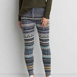 American Eagle Ahh-mazingly Soft Sweater Legging M